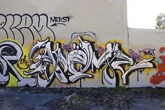 ANEMAL (STILSAYN) Tags: california graffiti bay berkeley east area 2015 anemal