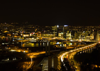 A boring shot of Oslo !!