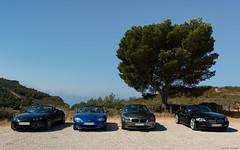BMW Z4 - Mazda MX5 (Jerome Goudal) Tags: nikon sigma bmw z4 mazda miata mx5 roadster 1835 marumi 30i  mx5i d7200 topmiata longlivetheroadster drivingmatters queenofroadsters mx5international wwwmx5internationalcom