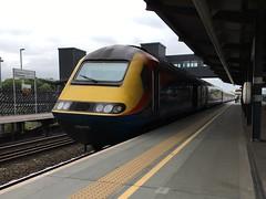 43075 (Sam Tait) Tags: class 43 hst high speed train power car diesel rail railway trainspottinglive 43075 east midlands parkway ratcliffe soar