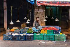 flower seller (sarathy.selvamani) Tags: nikon d810 sigma 2016 life street portrait environment colour chennai india