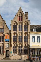 Damme (paul indigo) Tags: travel building tourism architecture belgium historic damme paulindigo