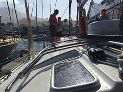 IMG_2329 (daeljan) Tags: yacht tenerife adeje
