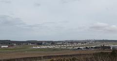 G-LGNE SAAB 340 Aberdeen (wwshack) Tags: scotland aberdeen aberdeenairport loganair flybe saab340 glgne