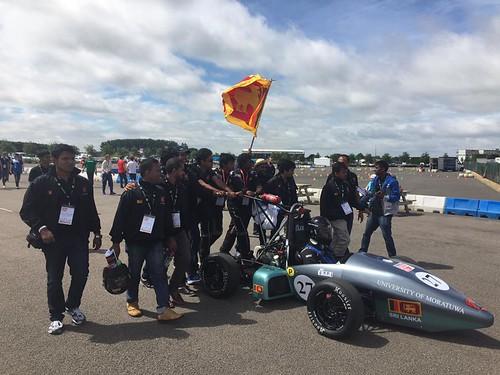 Formula Student UK 2016 8