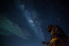 Phatthalung Milky Way (wu di 3) Tags: thailand southeastasia buddha buddhist hatyai milkyway