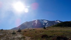 Mt St Helens Loop (Washington, August 2016) - 54 (threeleggeddog) Tags: hiking backpacking tecla bruno teclaris brunorijsman mtsthelens mountsainthelens sthelens volcano