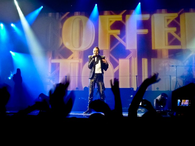 Christophe Willem - Coffee Tour - Zénith, Montpellier (2010)