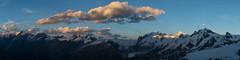 Panorama exceptionnel sur le Mont Rose et les Mischabels.. (Eric.G) Tags: montagne d750 panoramique cervin