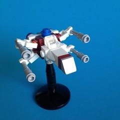 Microscale T-65 X-Wing