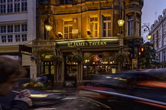 St James Tavern, London (Jack Heald) Tags: stjamestavern london uk saint james tavern pub bar night piccadillycircus 45greatwindmillstreet