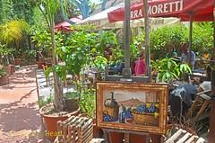 Taormina - Cafe Timoleone 2 (Sussexshark) Tags: 2016 may holiday vacanza sicily sicilia taormina cafe timoleon