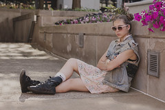 IMG_8735 (TheFreckledFrenzy) Tags: punk pastel grunge light goth pixie riot girl end hate young feminist