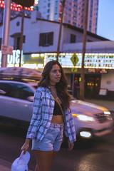 e_MG_0692 (Ben Garcia Photography) Tags: dtlv las vegas neon photography model white girl denim fashion style vintage canon 6d bokeh 50mm lowlight low light lighting street skater skate skateboard hipster