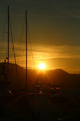 sunset (valentinamurtas) Tags: harbor italy porto liguaria sunset tramonto sun sole cuore amore boat boatlife love barca sailing barcaavela albero vela 700d canon eos beauty comment nature natural nofilter spectacular awesome beautiful sea sky orange