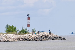 _1280441.jpg (Bucky-D) Tags: lakewinnipeg point sand fishing weathermonitor tower water fz1000 winnipegbeach rock fishermen shoreine beach