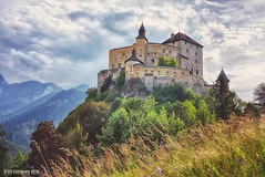 Schloss Tarasp, Graubnden, Switzerland (nigel_xf) Tags: tarasp schweiz switzerland schloss castle scuol schlosstarasp graubnden nikon d750 nigel nigelxf vsfototeam alpen alps