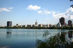 IMG_1175 (Cristian Marchi) Tags: day7 ny nyc america viaggio trip central centralpark park usa reservoir skyscrapers skyline