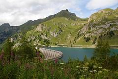 Lago Fedaia (Giorgio Pongiluppi) Tags: lago alpino alpi dolomiti montagna paesaggio landscape alps italia