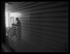 ! (Yuriy Sanin) Tags:   hospital      wheelchair    window hallway lightfromthewindow  reflection  door yuriy sanin olympuse300 digital