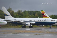 N673BF (mmaviation) Tags: swf kswf stewart newburgh airport ny new york un general assembly