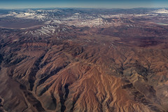 Flying over Andes (Piotr_PopUp) Tags: nevadotrescruces andes chile calama volcano volcan red erosion volcanic landscape landscapefromplane aerial fromabove latinamerica southamerica cerroelmuerto ojosdelsalado cerrolospatos volcncopiap cerropissis