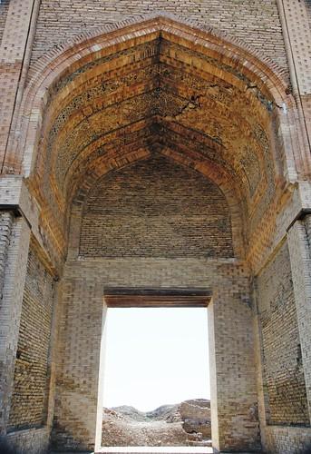 Turkmenistan 518 - Konye (o Kunya)-Urgench - porta sud