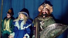 #operadeipupi #napoli #pupinapoletani #puparo #luciocorelli #tradizione #traditional #art #southitaly #torreannunziata #marionette #marionetas #puppets  #pupi (cattivo costume) Tags: napoli operadeipupi southitaly traditional marionette luciocorelli puppets marionetas art puparo pupi pupinapoletani torreannunziata tradizione
