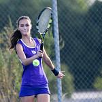 Ridge View JV Womens Tennis vs York 9-20-2016