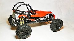 How to Build the 4WD Buggy (without suspension) (hajdekr) Tags: sandbuggy sandrailbuggy buggy crawler chassis lego technic moc myowncreation wheels wheel auto car vehicle automobile platform solution creation base carchassis terrain shockabsorber suspension ride offroad rc remotecontrol remote sbrick smartbrick allwheel 4wd fourwheeldrive fourwheel figure 4x4 toy buildingblocks howto manual tuto tutorial instructions assemblyinstructions assembly buildingguide guide instruction help