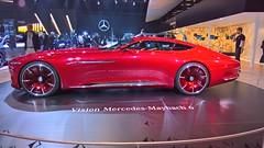 Mercedes maybach vision 6 04 (benoit.patelout) Tags: mondial automobile paris 2016 mercedes maybach vision 6