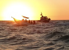 Coast Guard rescues 2 after boat takes on water (Coast Guard News) Tags: stpetersburg florida unitedstates us