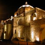 San Agustin de noche