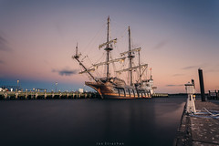El Galen (Ian. S.) Tags: greenport northfork longisland longexposure elgaleon tallships canon 5dmkii 5d wideangle