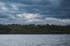 hutting (pamelaadam) Tags: whitby engerlandshire sea building beachhuts august summer 2016 holiday2016 digital fotolog thebiggestgroup