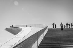 (RicardoPestana2012) Tags: bw architecture maat lisbon lisboa museu museum