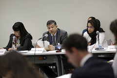 Side Event: Messaging and Counter-Messaging in the Context of Violent Extremism: The Gender Dimension (UN Women Gallery) Tags: women peace security securitycouncil wps peacebuilding peaceagreements opendebate unwomen cve extremism terrorism unitednations