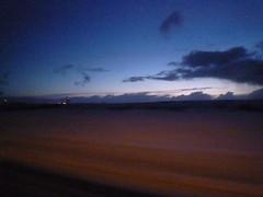 Was is het al donker!
