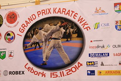 GP Karate Lębork 2014