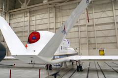Northrop Grumman YRQ-4A Global Hawk, NASA 871