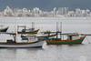 Dia de descanso (Ha1000) Tags: sea cidade praia beach water água skyline boat mar barco group shore grupo portobelo santacatarina serra litoral brasilemimagens