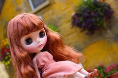 #blythe #huistenbosch #japan #豪斯登堡 #monique #magnifique #紅葉 #autumn #摩天輪 #ferriswheel #leoblythe