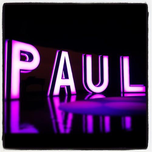 Paul de Leeuw met 'Poephoofd' #decorvandedag