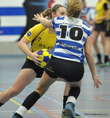 BW_Dalto_150207_12_DSC_5912 (RV_61, pics are all rights reserved) Tags: amsterdam korfbal blauwwit dalto korfballeague robvisser rvpics blauwwithal