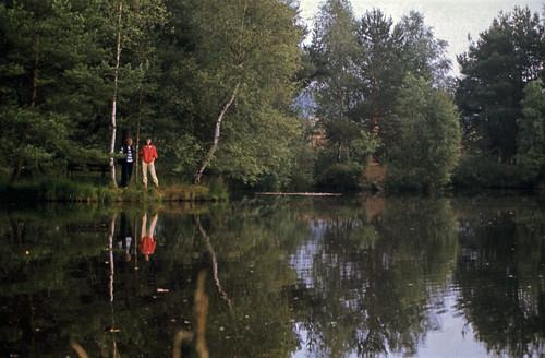 Undeloh - 29 Lüneburger Heide 1987