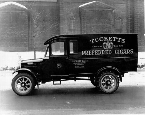 Tucketts Preferred Cigars / Tucketts Preferred Cigars