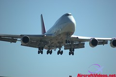 Asiana Airlines 747-48E [HL7428] (aircraftvideos) Tags: california plane airplane airport traffic angeles aircraft aviation cargo international airbus l boeing lax runway airliner klax avgeek avhooker