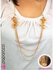 5th Avenue Brown Necklace K2A P2320A-1
