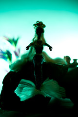 Siren Ru (famousfeline) Tags: ocean sea fish octopus 16 mermaid siren diorama rupauldoll