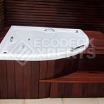 Deck Hidromassagem Canto - 005